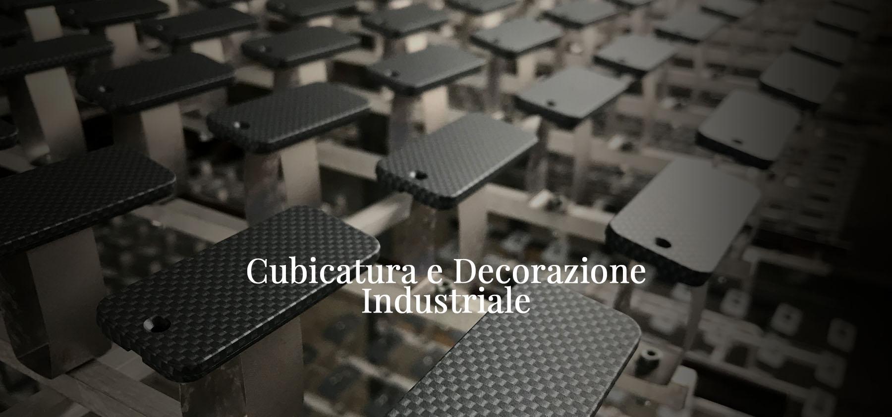 cubicatura industriale